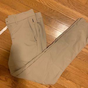 Men's 30 in waist lululemon khaki pants